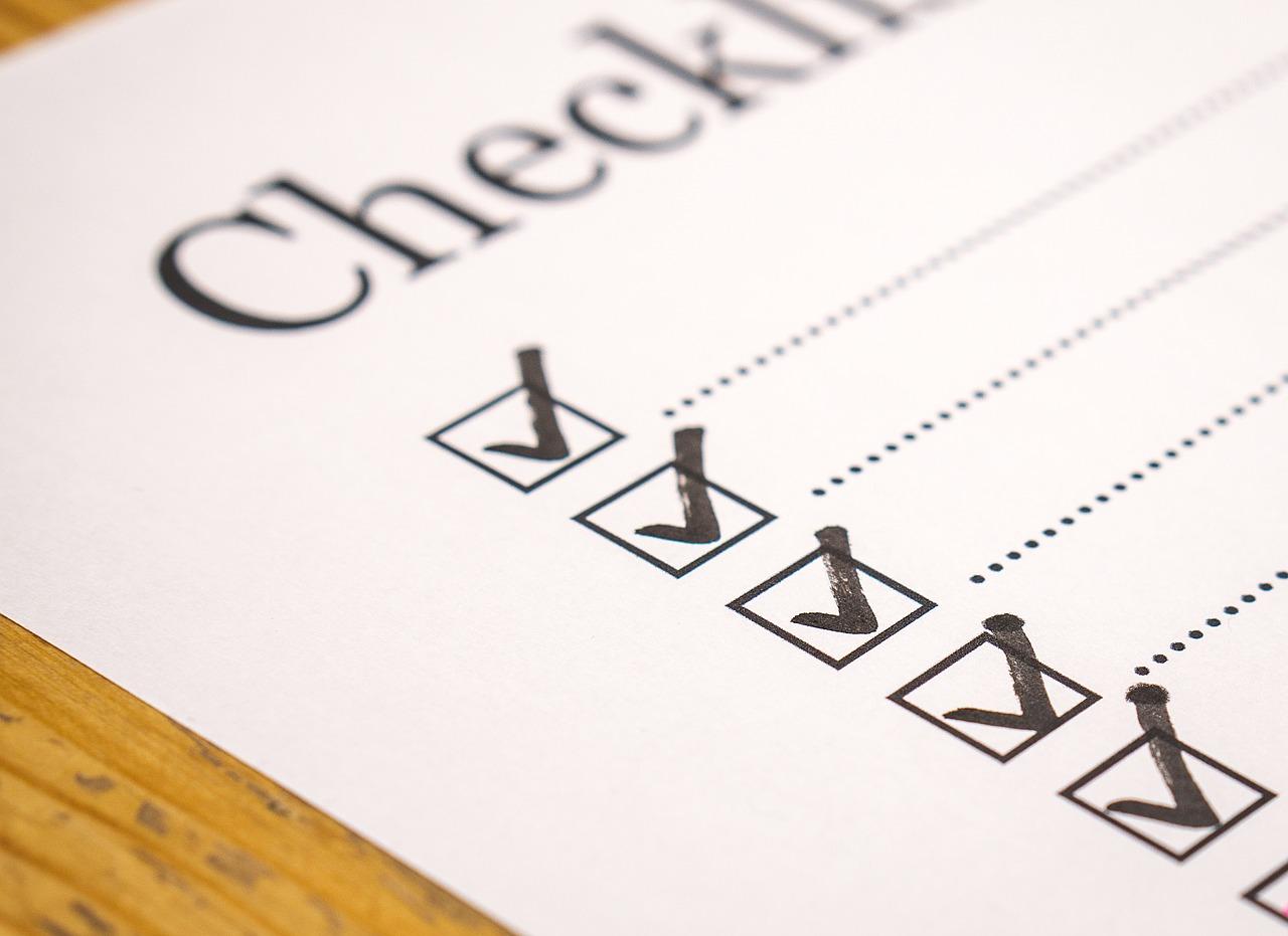 the ultimate pre retirement checklist my life s encore